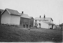 Bygningsmasse Vik og Frydenlund før renoveringen i 1934